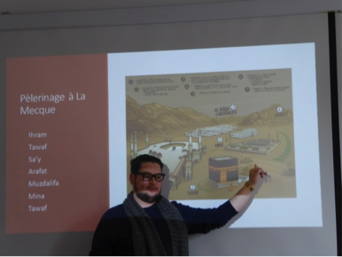 Restitution de l'enquête de terrain. Lycée Charles Péguy, classe de Terminale ES, Sciences économiques et sociales